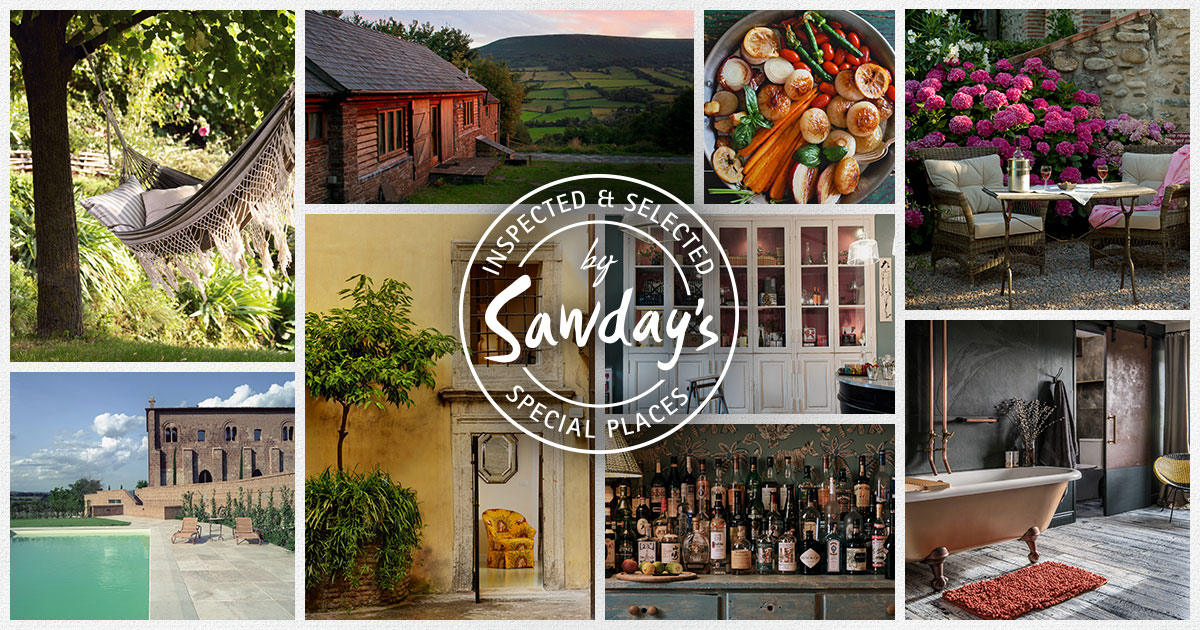 Search | Sawday's