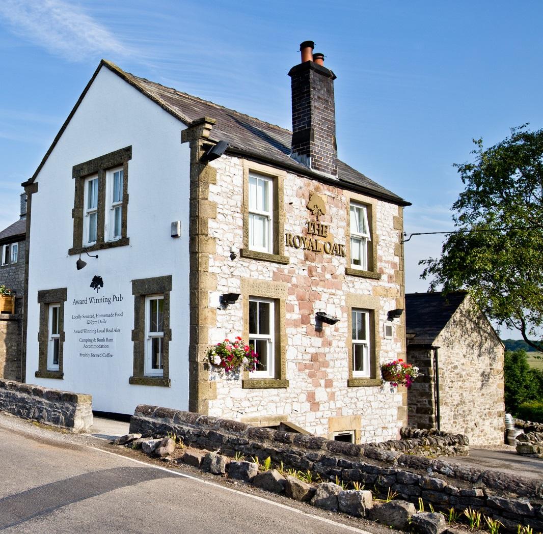 The Royal Oak Pub In Derbyshire Alastair Sawday S