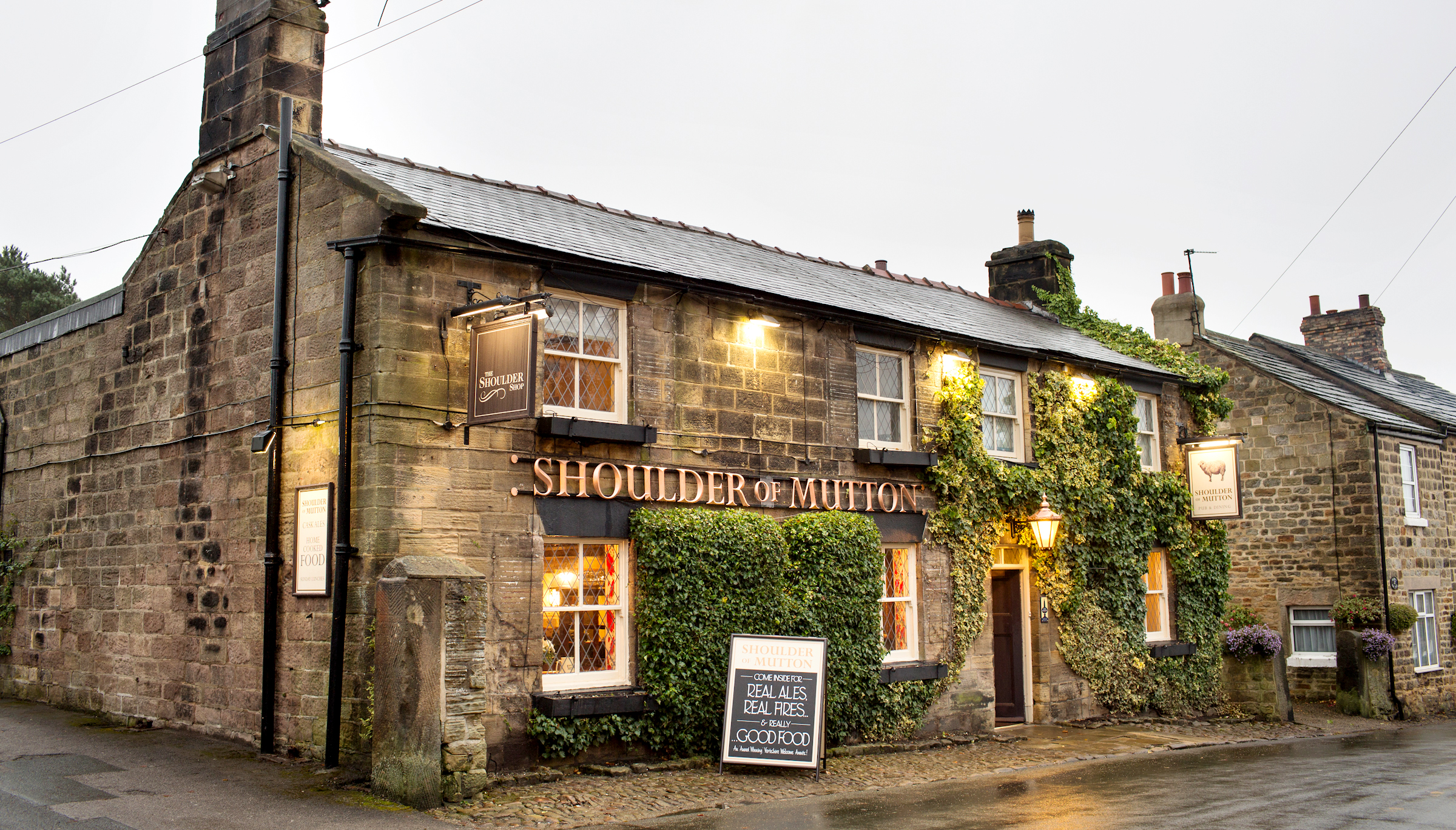 the shoulder of mutton pub in yorkshire alastair